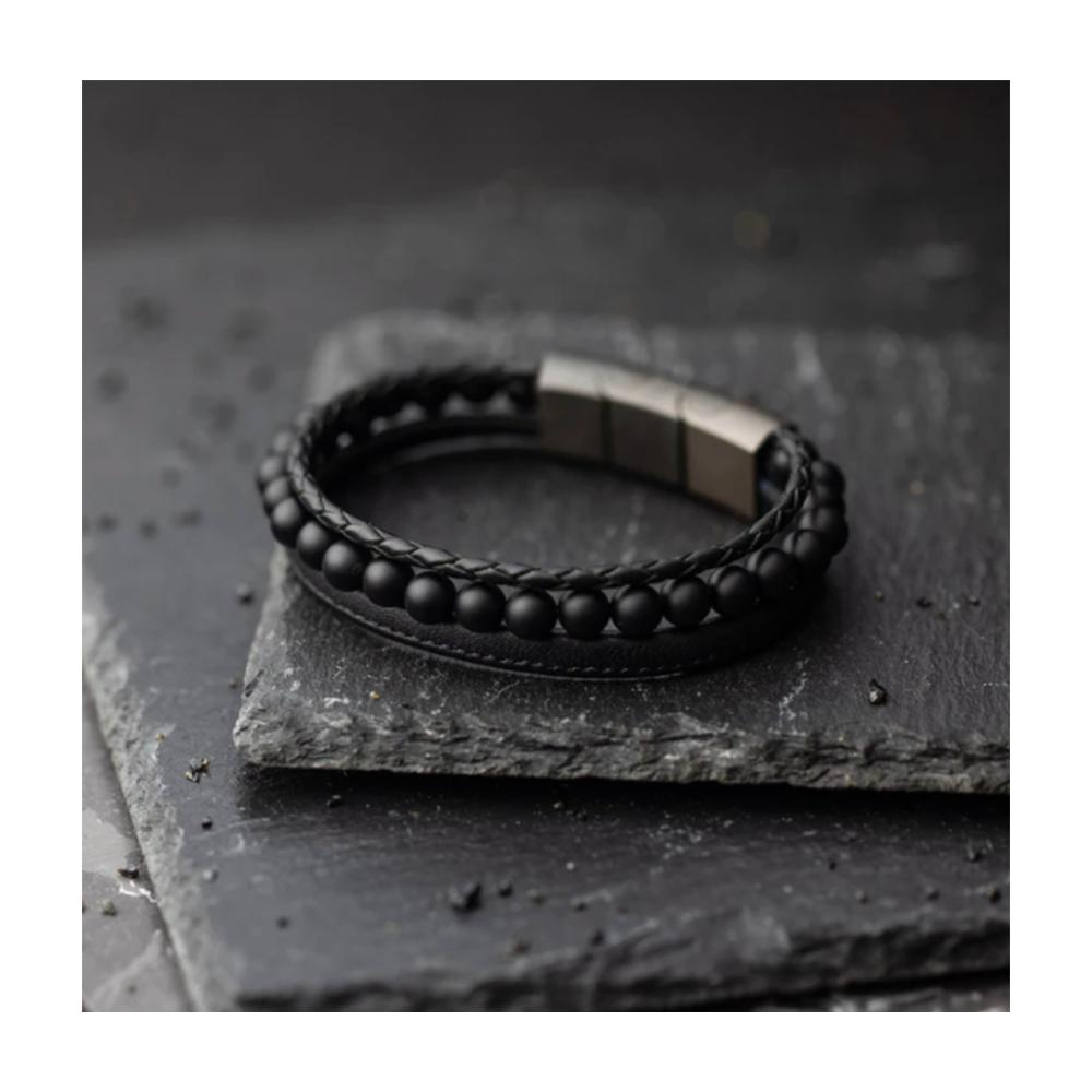 Bracelet Triple Black