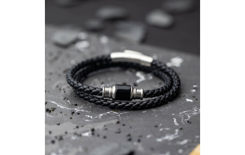 Bracelet Gemini Ultra black