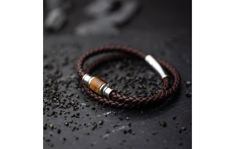 Bracelet Gemini Ultra brown