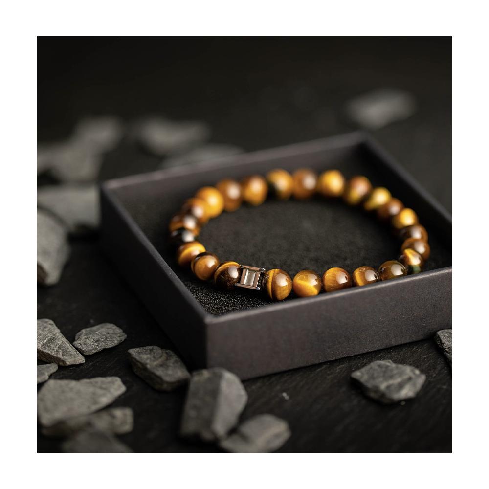 Bracelet Gemini Oeil de Tigre