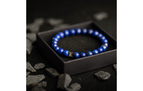 Bracelet Gemini Lapis Lazuli